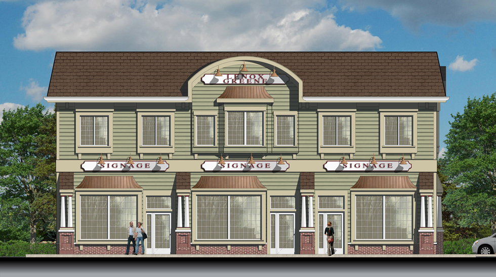 D Front Elevation Of Commercial Building : The gallery for gt front elevation designs of commercial