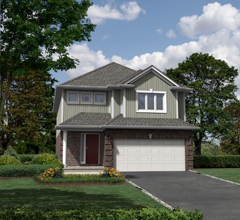 Home Builder Architectural Renderings